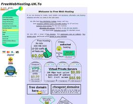 FreeWebHosting.UK