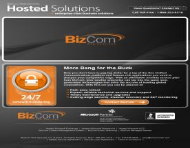 BizCom Web Services
