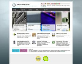 Info Data Center Ltd