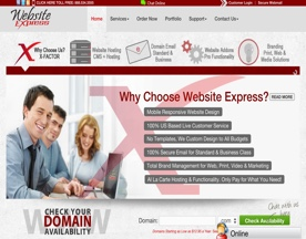 Your Website Express