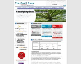 The Email Shop