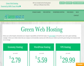 Green Host It, Inc.