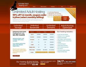 Unlimited Adult Hosting