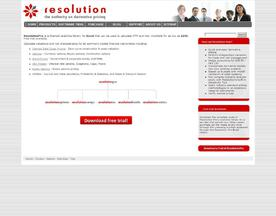 Resolution Financial Software Inc