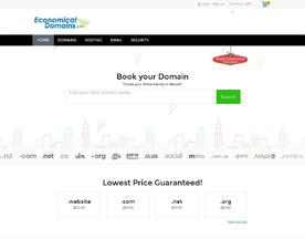 Economical Domains