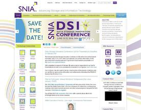 The Storage Networking Industry Association