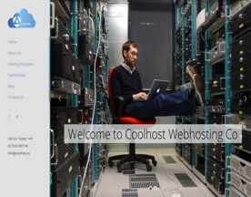 CoolHost Webhosting Co.