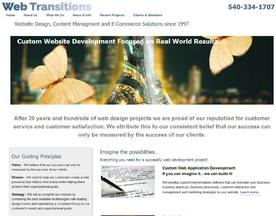 Web Transitions