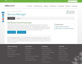 VMware Service Manager
