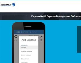 InterplX Expense Management