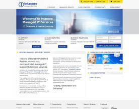 Intacore Managed IT Services