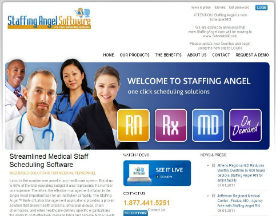 Staffing Angel Software