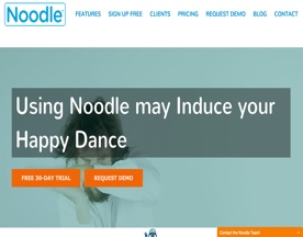 Noodle Intranet Software