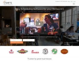 7shfits: Restaurant Scheduling