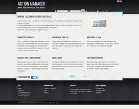 Action Manager