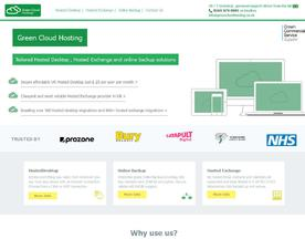 Green Cloud Hosting