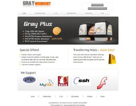 Gray Web Host
