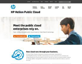 HP Cloud