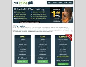 PHP Host
