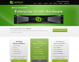 Catalyst Host