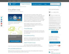 AT&T Cloud Services