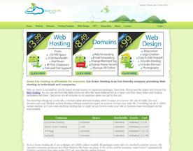 Eco Green Hosting