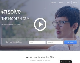 Solve CRM