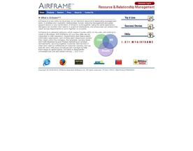 Airframe business Software