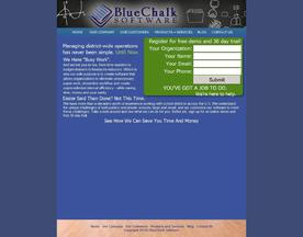 BlueChalk Software