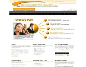 Consolidated Web Services