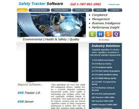 Safety Tracker Software
