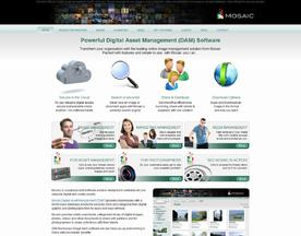 Mosaic DAM software