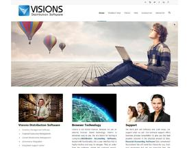 Visions Distribution Software