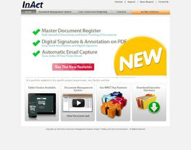 InAct Document Management System