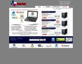 Texas Best Web Hosting