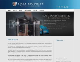 Iweb Security