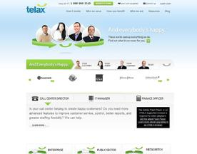 Telax Hosted Call Center