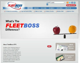 FleetBoss Global Positioning Solutions