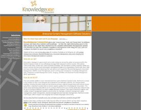Knowledgeone Corporation