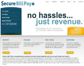 Secure Bill Pay