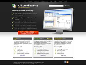 AllRound Invoice