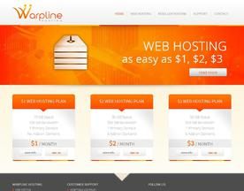 Warpline Web Hosting