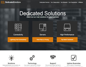 Dedicated Solutions LLC