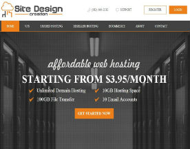 Site Design Creation