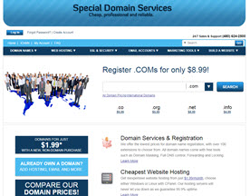 Special Domain Services