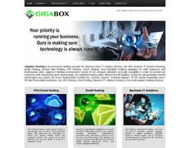 Gigabox Hosting