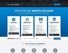 Acclaimedhost