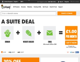 GoDaddy UK