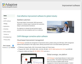 Adaptive Business Management Systems Ltd
