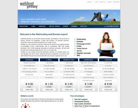 webhost germany